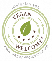 Vegan Welcome, Logo