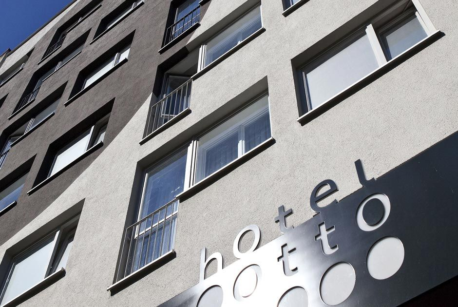 Hotel Otto Berlin from the front. © Hotel Otto Berlin