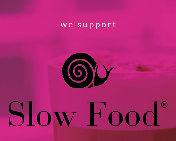 We support Slow Food. © Hotel Otto