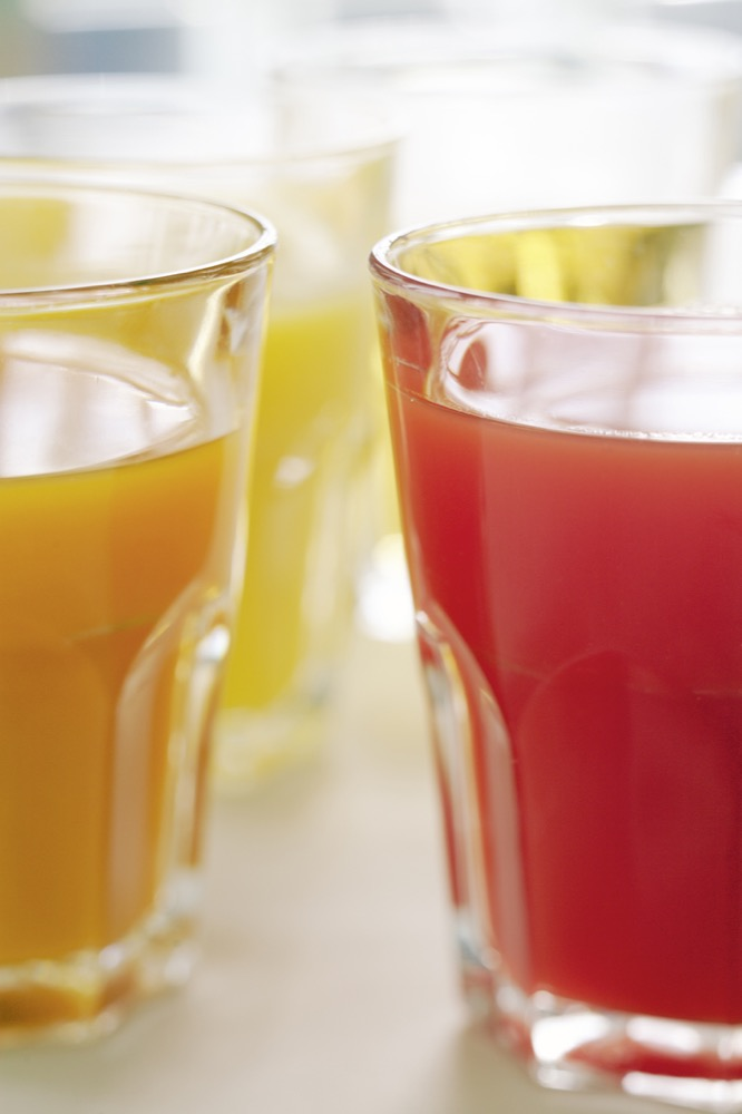 Home made juice. © Hotel Otto